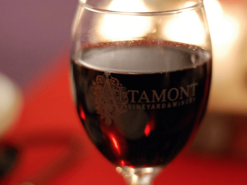 Altamont Vineyard & Winery logo