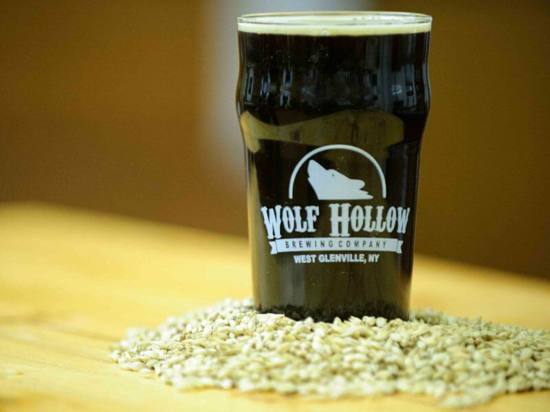Wolf Hollow Brewing Company logo