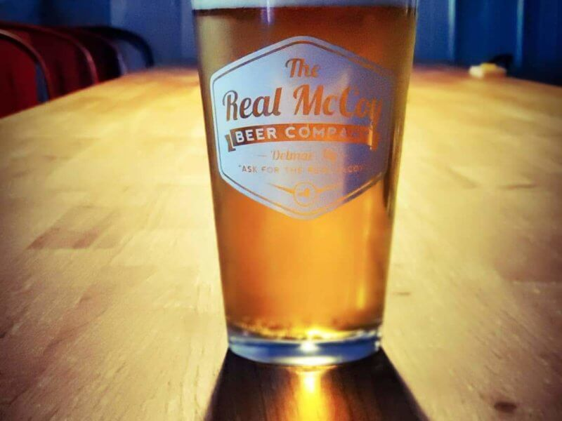 The Real McCoy Beer Co. logo