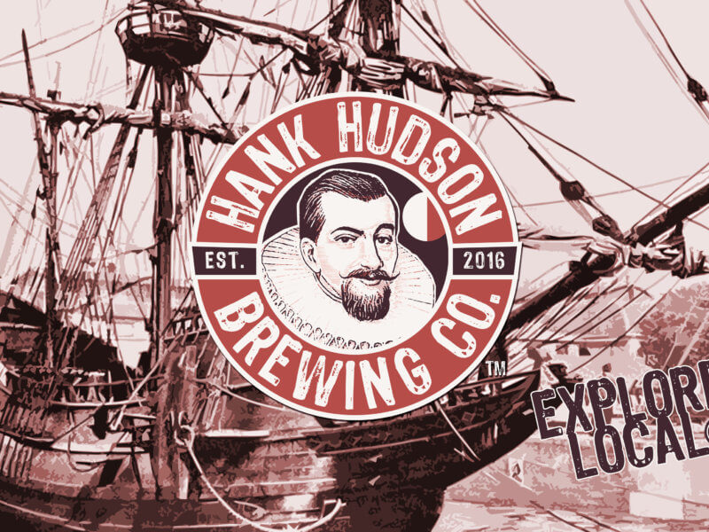 Hank Hudson Brewing Co. logo