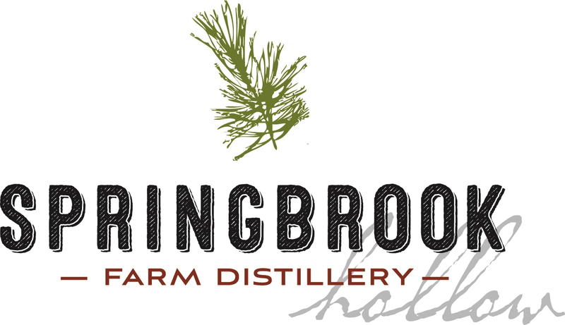 Springbrook Hollow Farm Distillery logo