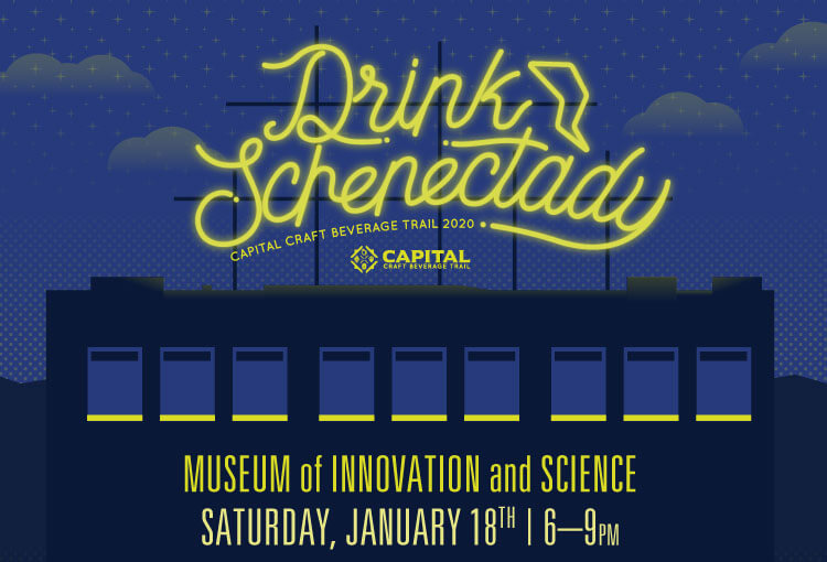 Drink Schenectady Promo Graphic